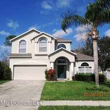 Rental info for 1091 Horizon View Blvd in the Port Orange area