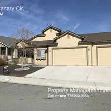 Rental info for 663 Canary Cir.
