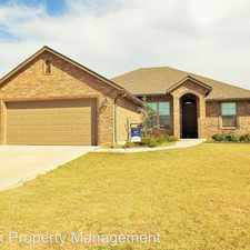 Rental info for 1208 Eagle Drive in the 73160 area