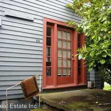 Rental info for 316 E 15th Ave in the Eugene area