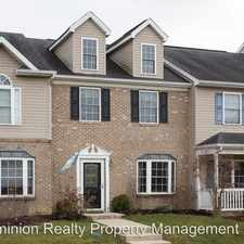 Rental info for 1260 Old Windmill Circle