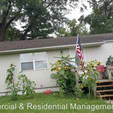 Rental info for 8913 E. 55th Street