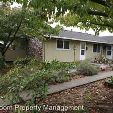 Rental info for 6932 N Kellogg Street in the Cathedral Park area