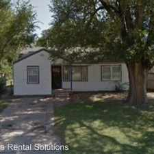 Rental info for 654 N. Richmond in the Sunflower area