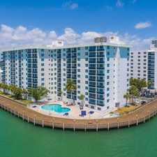 Rental info for Treasures on the Bay in the Miami Beach area