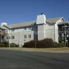 Rental info for 17505 E. MANSFIELD AVE., #1411R in the Carriage Place area