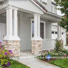Rental info for 79 Paseo Drive