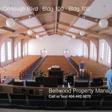Rental info for 420 McDonough Blvd , Bldg 100 in the Chosewood Park area