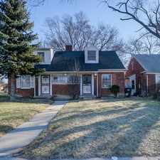 Rental info for 15768 Southfield Freeway in the Rosedale Park area