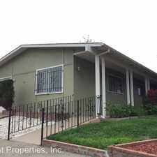 Rental info for 5018 Fallon Avenue in the El Cerrito area