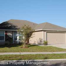 Rental info for 8598 Star Leaf Road North in the Jacksonville Heights area