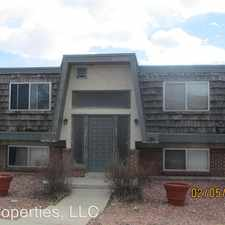 Rental info for 1201 Holland Park Blvd #B in the Colorado Springs area
