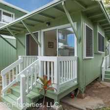 Rental info for 60 N. Kainalu Dr. in the Kailua area