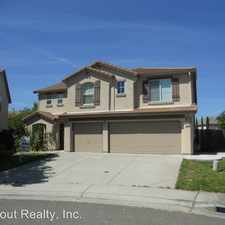 Rental info for 4219 WINJE DRIVE in the Antelope area