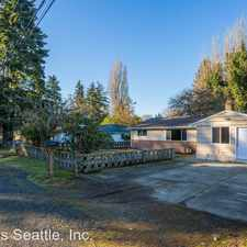 Rental info for 14637 6th Ave SW