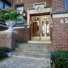 Rental info for 6556 North Glenwood Avenue in the Chicago area