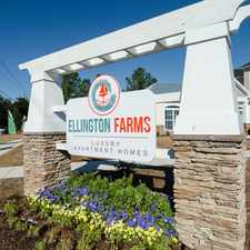 Rental info for Ellington Farms