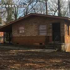 Rental info for $900 3 bedroom House in Fulton County East Point in the Browns Mill Park area