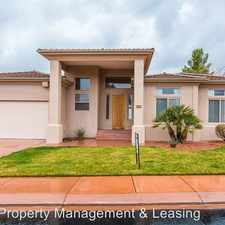 Rental info for 1579 North Sonoran Drive