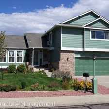 Rental info for 2008 Red Cloud Rd