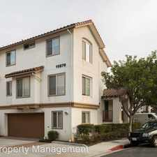 Rental info for #235 10278 Wateridge Circle in the Sorrento Valley area