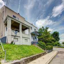 Rental info for 10 Renwick in the Pittsburgh area