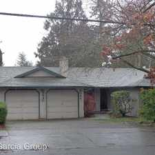 Rental info for 9940 SW Davies Road in the South Beaverton area