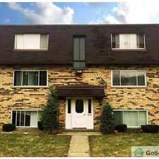 Rental info for Great 2 bed 1 bath Condo in Des plaines Illinois in the Des Plaines area