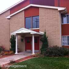 Rental info for 3411 S. Chicago Avenue in the South Milwaukee area