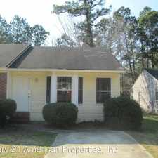 Rental info for 1517 Tramway Court