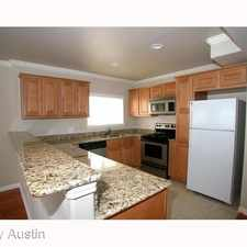 Rental info for 3011 Speedway, #6 in the Austin area