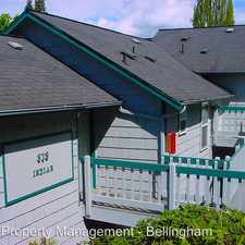 Rental info for 813 Billy Frank Jr. Street # 1 in the Sehome area