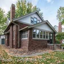 Rental info for 963 Floral Ave.