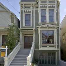 Rental info for 3969 23rd St in the Noe Valley area