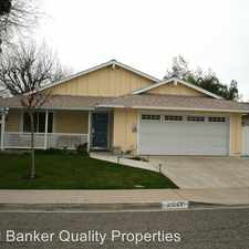 Rental info for 2241 Burke Court in the Simi Valley area
