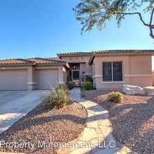 Rental info for 26617 N. 44th St.