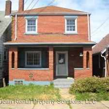 Rental info for 613 Mercer Ave Allegheny County in the Monroeville area