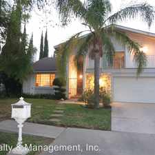 Rental info for 9939 Glade Ave in the Chatsworth area
