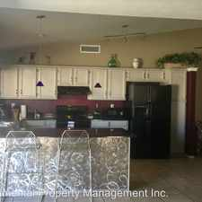Rental info for 4860 E. Capistrano Avenue in the Phoenix area