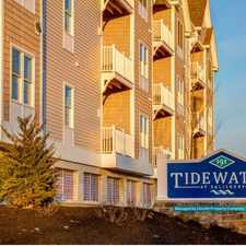 Rental info for Tidewater at Salisbury