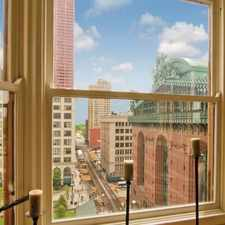 Rental info for Chicago, IL 60604, US in the The Loop area