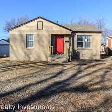 Rental info for 907 N. Lilac Ln. in the 73110 area