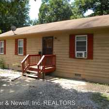 Rental info for 3012 Shiloh Church Road