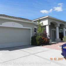 Rental info for 2613 Nature Pointe Loop