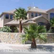 Rental info for 13798 Paseo Central
