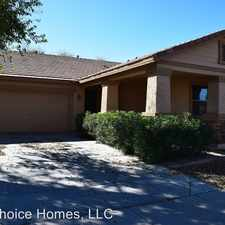 Rental info for 3641 E Hutchins Ct
