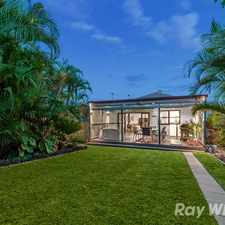 Rental info for Beautiful Family Home in Tranquil Setting in the Brisbane area