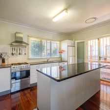 Rental info for Renovated to Perfection with Ducted Air-Conditioning in the Brisbane area