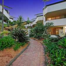 Rental info for TWO BEDROOM APARTMENT IN NEWSTEAD! in the Bowen Hills area