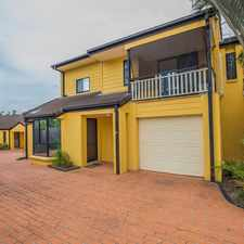 Rental info for Low Maintenance Townhouse in a Quiet Location in the Moorooka area